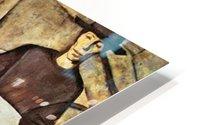 Resurrection of Christ by Albin Egger-Lienz HD Metal print
