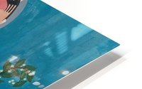 Sentinelle de la Paix HD Metal print