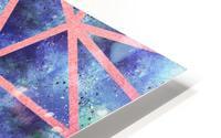 Geometric XXXIII HD Metal print