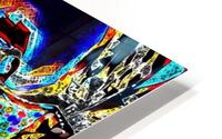 The Guides HD Metal print