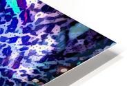 Beautiful Eye Design HD Metal print