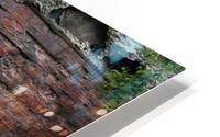 Another Brick in the Wall HD Metal print