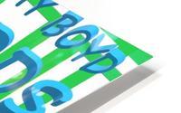 ECO WEEDBOARDS 4 LIFE   ECO ARTIST TOMMY BOYD HD Metal print
