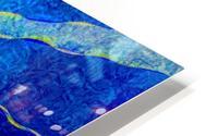 A Blue True Dream of Sky HD Metal print