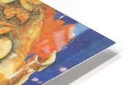 Leafs by Juan Gris HD Metal print