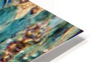 Primordial Sea HD Metal print