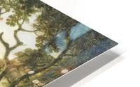 The Thames HD Metal print