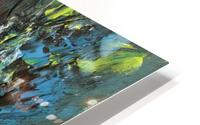 Abstract HD Metal print
