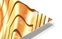 Goldie X v3.0 HD Metal print