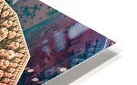 fractals 3d graphics designs   HD Metal print