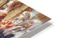 The Visitation HD Metal print