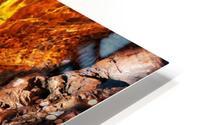 Australia Rocks - Abstract 36 HD Metal print