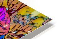 abstract love HD Metal print