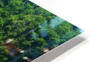 WATERFALL HD Metal print