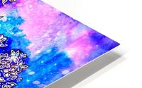 Hydrangeas HD Metal print