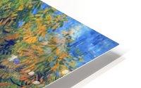 Allee in the Park by Van Gogh HD Metal print