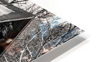 Abandoned Shack 6 HD Metal print