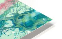 Game color HD Metal print