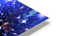 The Blue Realm HD Metal print