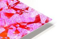 Ice In Sunshine 1 HD Metal print