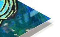 Blue Horse. Glenn N HD Metal print