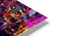 Fargo coloris  HD Metal print