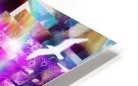 Vortex of Life HD Metal print