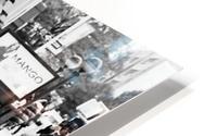 8th Street Rooster HD Metal print