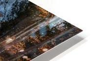 Tapis de feuille Impression metal HD