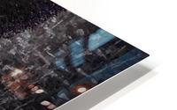 Purple Transcendence HD Metal print