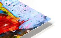 Clarinet electrified HD Metal print