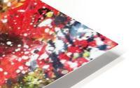 Primary Blossom HD Metal print