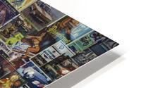 The Bowl HD Metal print