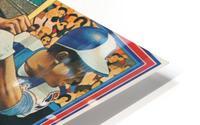 atlanta braves poster vintage baseball retro sports art reproduction HD Metal print