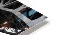Bridge HD Metal print