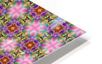 seamlesspsychedelicpattern HD Metal print
