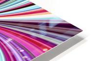 WHIRLWIND 2C HD Metal print