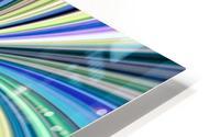 WHIRLWIND 2D HD Metal print