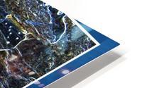 Cave HD Metal print