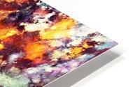 Illuminator HD Metal print