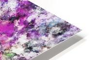 Reflecting the purple water Impression metal HD