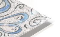 Florentia_ Crest - fresco HD Metal print