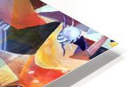 Oscillating  Magical Vivid Thoughts HD Metal print