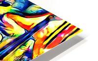 Jeweled Waters HD Metal print