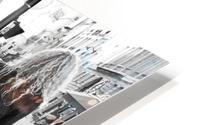 Bande de Meufs HD Metal print