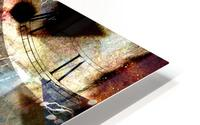 The Shards of Reality HD Metal print