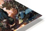 Judgement of Paris by Cezanne HD Metal print
