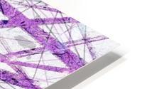 Purple Rain HD Metal print