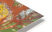 Mucha Spring HD Metal print