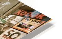 Newyork newyork HD Metal print
